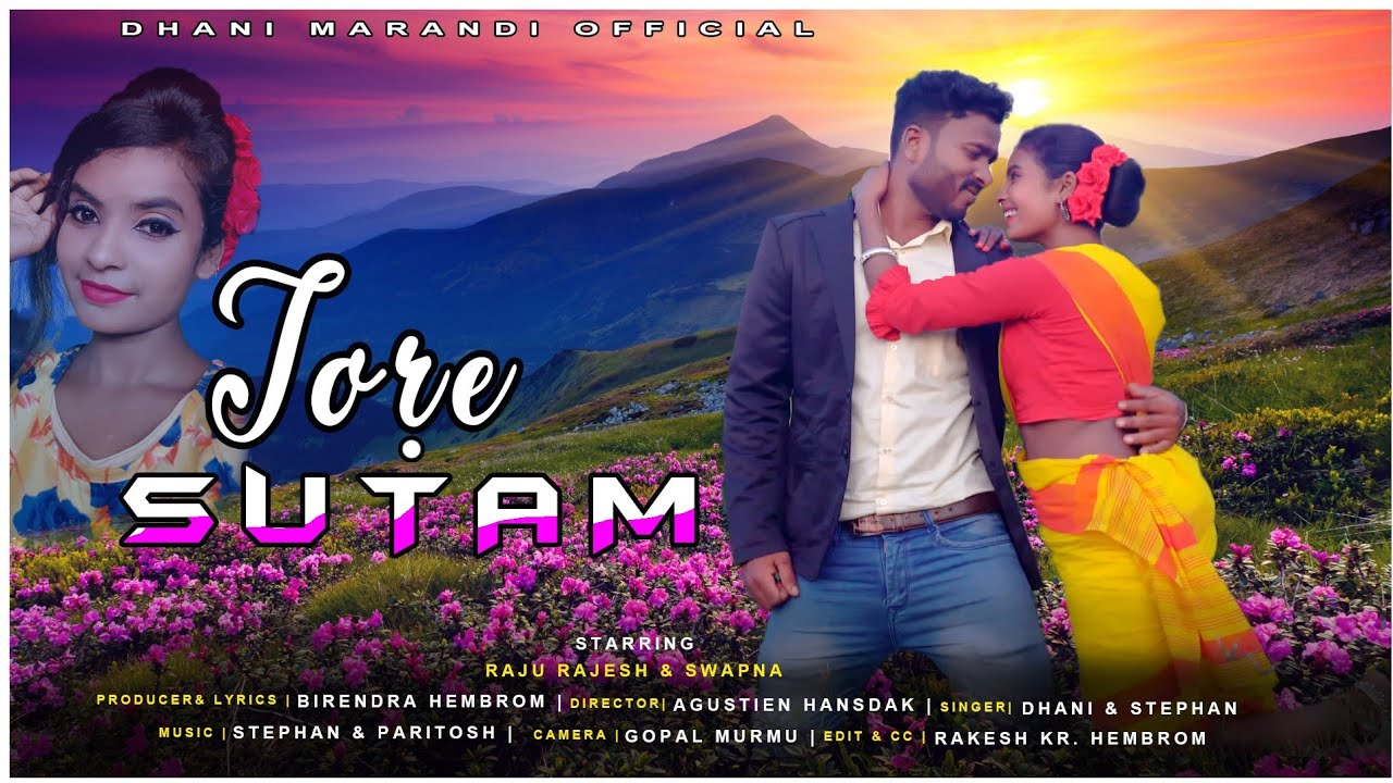 TORE SUTAM  //  DHANI MARANDI// STEPHAN TUDU //NEW SANTHALI// Promo  VIDEO SONG 2020