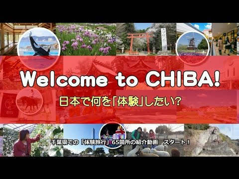 Welcome to CHIBA !  Perfect Guide for Tourists(Digest版)