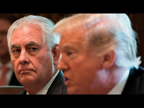 Trump and Tillerson: the end of a rocky relationship