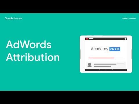Academy on Air: AdWords Attribution