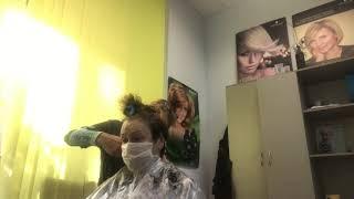 женскаястрижка прическа Женская короткая стрижка после химзавивки