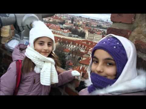 Ankara Plevne İlkokulu Erasmus+ projesi Ocak 2016 Çek Cumhuriyeti hareketliliği