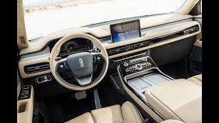 New Lincoln Aviator Concept 2018 - 2019 Review, Photos, Exhibition, Exterior and Interior