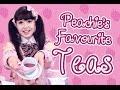 Peachie's Favourite Teas