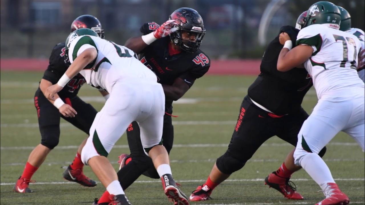 Eaglecrest High School Football Vs Smoky Hill High School 2017 Youtube