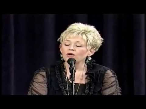 Sally Slayden-Berry performing Moondance