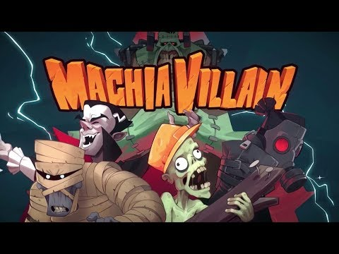 MachiaVillain - Build Your Own House of Horrors!! - MachiaVillain Gameplay