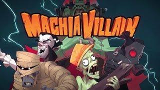 MachiaVillain - BUILD & MANAGE an EVIL MANSION!! - MachiaVillain Gameplay