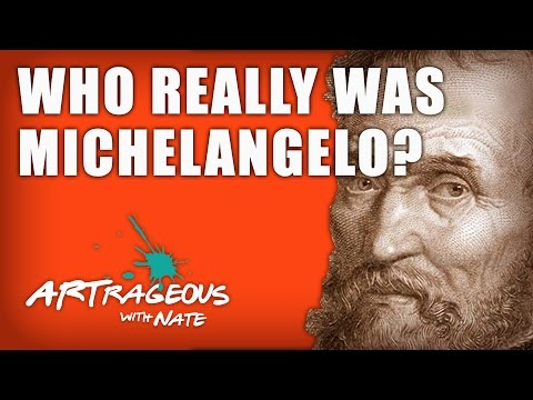 Michelangelo Biography: Who Was This Guy, Really?  Art History Lesson