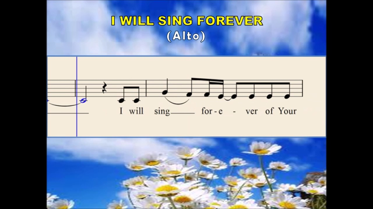 i will sing forever bukas palad