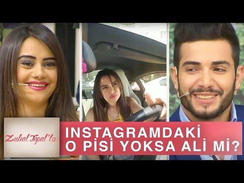 Zuhal Topal'la 190. Bölüm (HD) | Naz'ın Sosyal Medya Paylaşımında Bahsettiği Kişi Ali Mi?