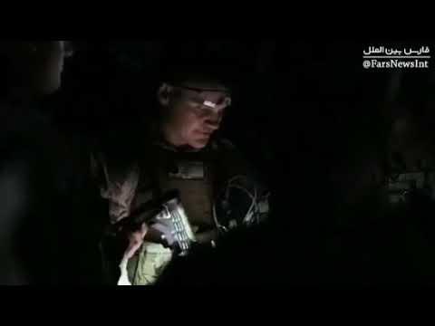 """תיעוד: כוח חילוץ אמריקאי מיוחד המריא מארה""""ב לבגדד לסייע לאנשי השגרירות"""