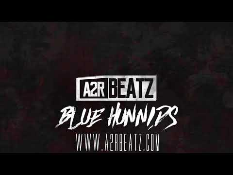 BLUE HUNNIDS -  MIGOS X LIL PUMP X 21 SAVAGE TYPE BEAT (PROD BY @A2RBEATZ) FREE
