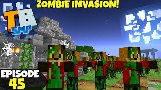 Truly Bedrock Episode 45! ZOMBIE(Fox) INVASION!? [Special] Minecraft Bedrock Survival Let's Play!