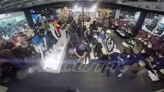 Brasil Cycle Fair 2015 - Scott Brasil Stand Timelapse