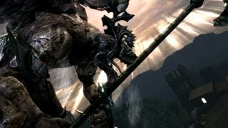 Dark Souls Gameplay Pt 5 - Of Gargoyle Fails and Ringing Bells 720p