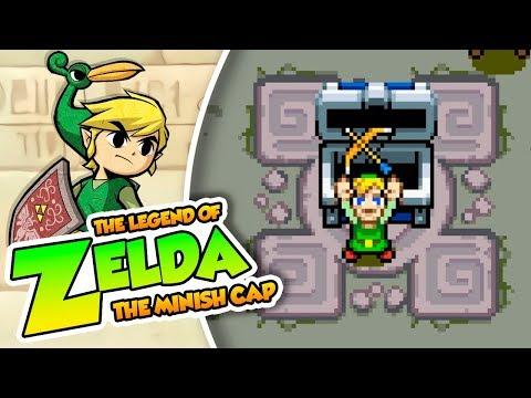 """¡La flecha """"fantasma""""! - #08 - TLO Zelda: The Minish Cap en Español (GBA) DSimphony"""