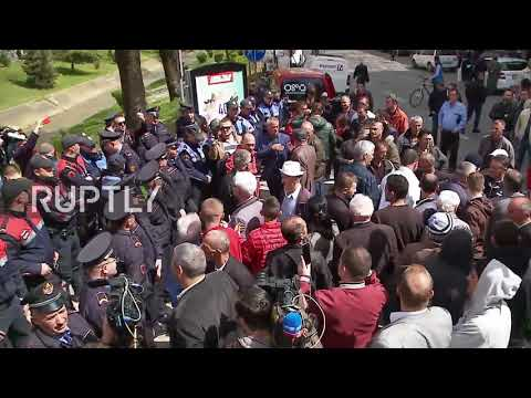Albania: Trial starts for anti-road toll rioters in Tirana
