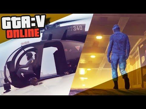 The Choppa Dippa | GTA 5 Online Freeroam