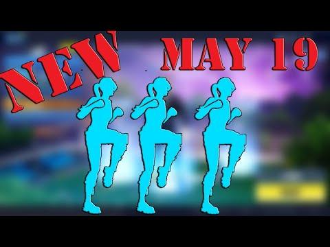 NEW Old School Emote - Bday Strem - Fortnite Battle Royale Lobbies - Zombies/GTA Later?