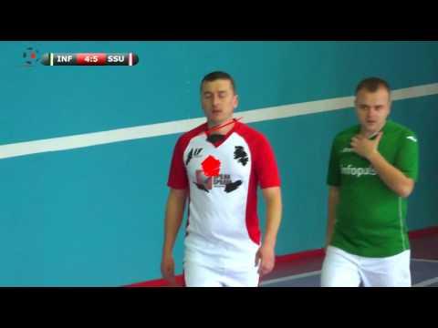 Обзор матча Infopulse United - Spilna Sprava United #itliga14