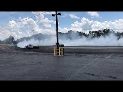 PROAM VS PRO FD CANADA DRIFT CAR 240sx TEST PIEDMONT DRIFT - Tyler Nelson