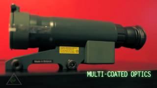 Yukon NVRS Titanium 1.5x42 Mini Varmint Hunter Night Vision Scope