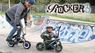 Mini Bike Maxi Fun ! Rocker BMX New Bikes Rides