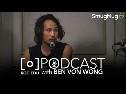 The RGG EDU Podcast Season 3 Episode 26   Ben Von Wong w/ hosts Gary Martin & Rob Grimm