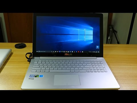 The Budget Alternative to the MacBook Pro!  The ASUS ZenBook Pro UX501VW
