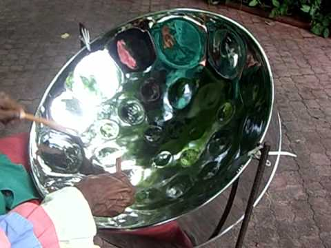 Steelpan, Dolphin Cove, Saint Ann's Bay, Ocho Rios, Middlesex, North Coast, Jamaica, North America
