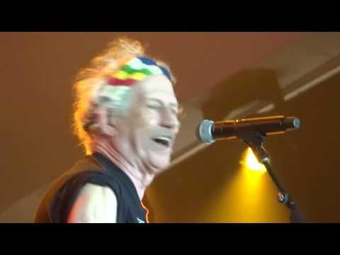 Rolling Stones - Band Introduction / Happy - Copenhagen Parken 2017-10-03