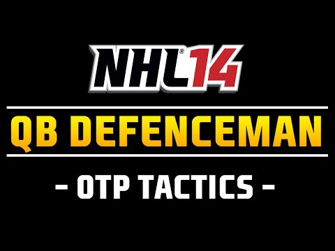 NHL 14: OTP Tactics - QB Defenceman