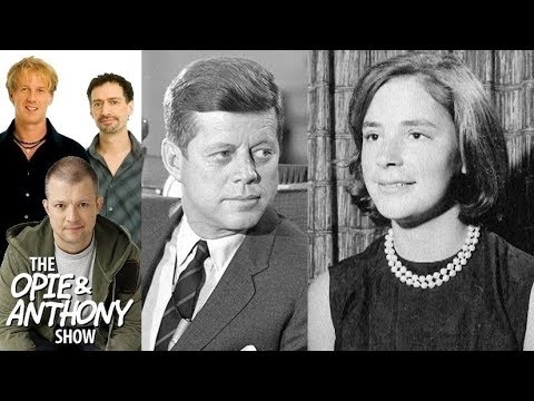 Opie & Anthony - JFK Seduced Mimi Beardsley