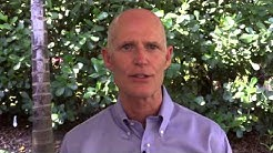 Governor Rick Scott salute to the St. Johns River Base and RiverQuest Raft