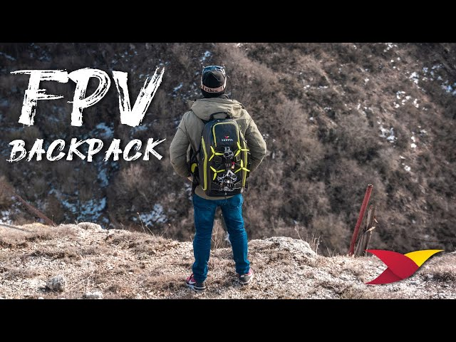 The #1 FPV Backpack - Torvol Pitstop Pro