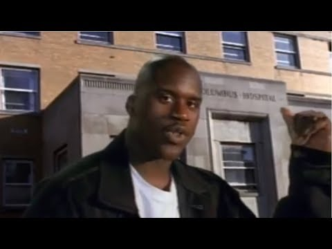 Shaquille O'Neal - I'm Outstanding (Official Video)