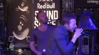 Coldplay - Viva La Vida (REDBULL SOUND SPACE AT KROQ)