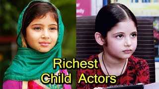 Top 5 Highest Paid Child Actors Of Bollywood 2017