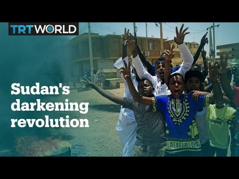 Sudan's peaceful revolution turns deadly