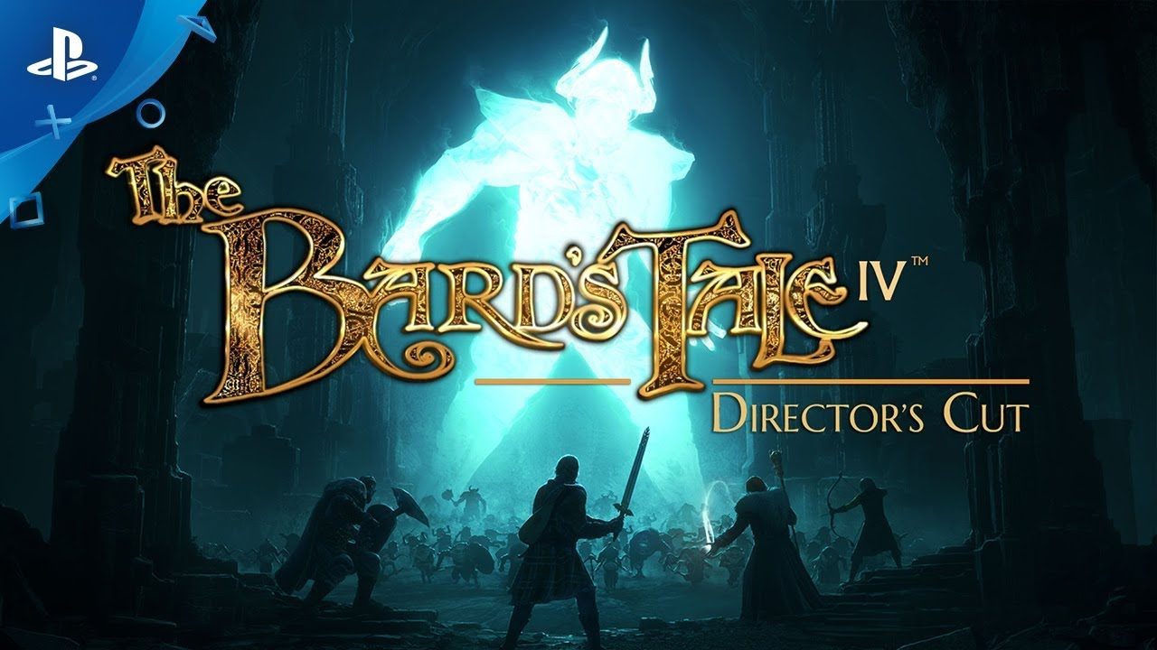 The Bard's Tale IV: Director's Cut | Trailer | PS4