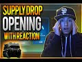 Black Ops 3 Crazy Supply Drop Opening With Reaction!