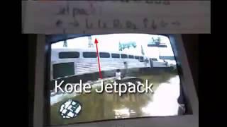 Kode jetpack Gta Ps2