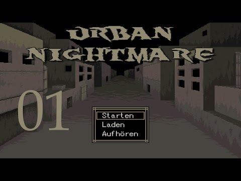 Let's Play RPG-2k3 Urban Nightmare [01] [BLIND / Deutsch]