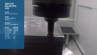 How to Excel at High Feed Milling (Demo) | Seco Tools