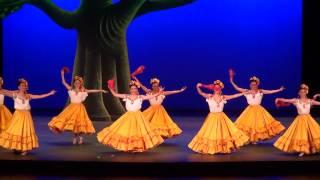 Amarillas y Gusto... Ballet Amalia Hernandez