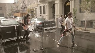 Go Behind-The-Scenes of All Time Low's 'Something's Gotta Give' Music Video
