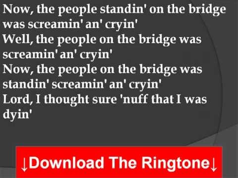 Gregg Allman - Floating Bridge Lyrics