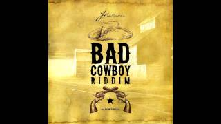 Wayne Lonesome - Gorilla Warfare - Bad Cowboy Riddim - J-Rod Records