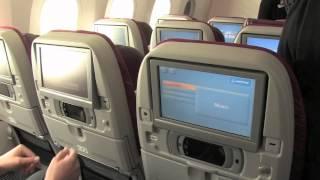 Tour of Qatar Airways